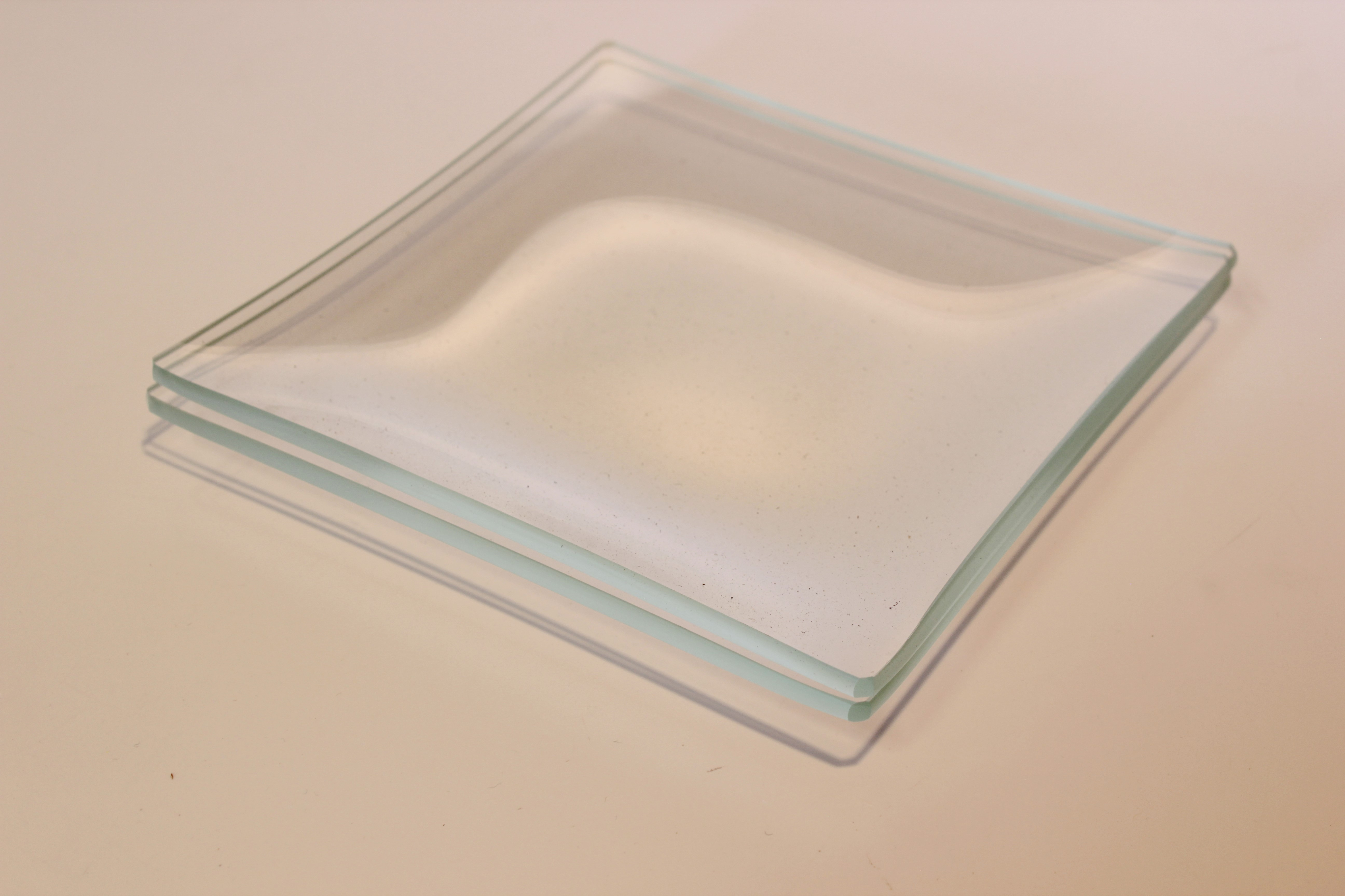 Low Iron Clear Starphire Glass Plates