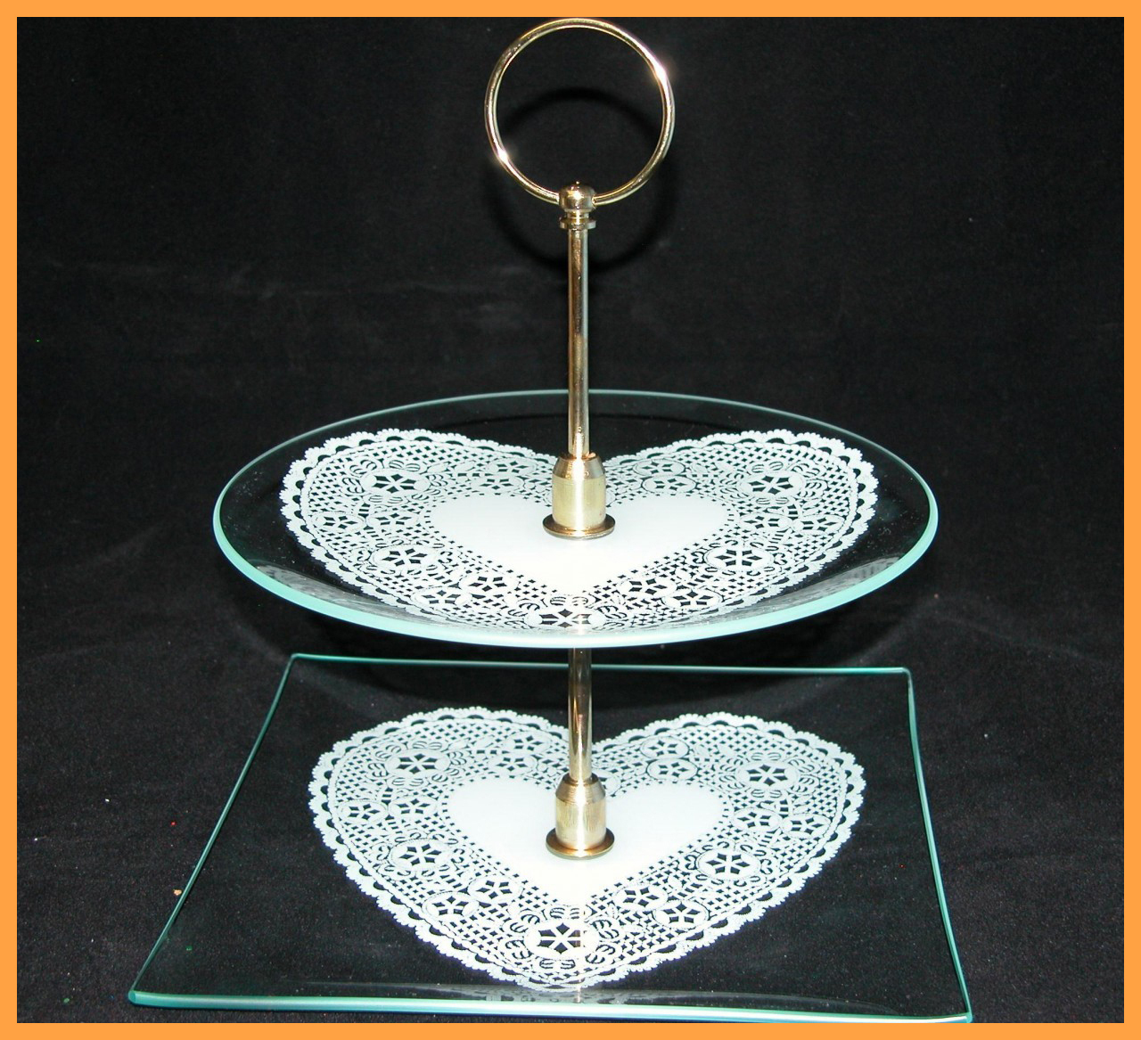 2 Piece Tray Set - 9