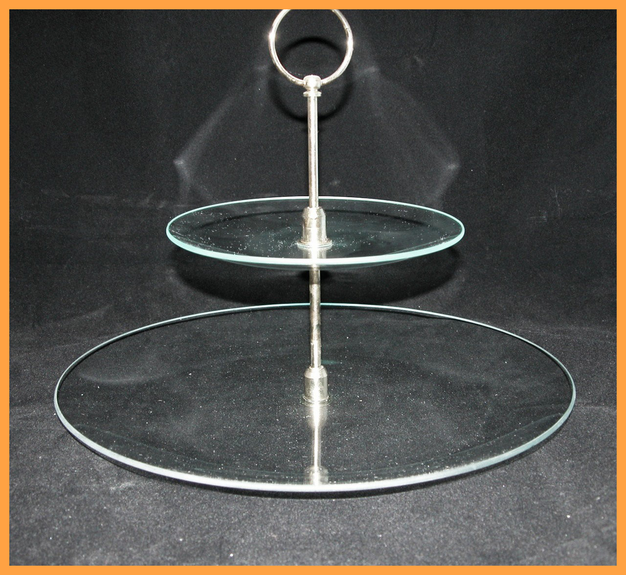 2 Piece Tray Set - 8