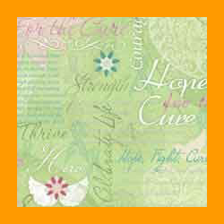 Hope For The Cure Paper 12