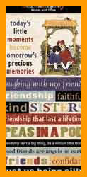 Serendipity Friendship Sheets 5.5