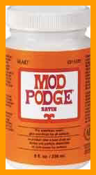 Mod Podge Satin Finish 8 Ounces