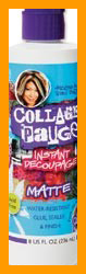 Collage Pauge Instant Decoupage Medium-Matte 8 Oz.
